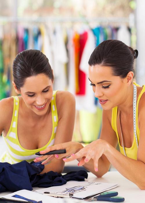 קניינות וניהול מותגי אופנה