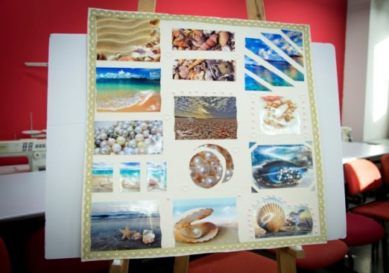 תמונה של פרויקט גמר מתוך קורס עיצוב בגדי ים