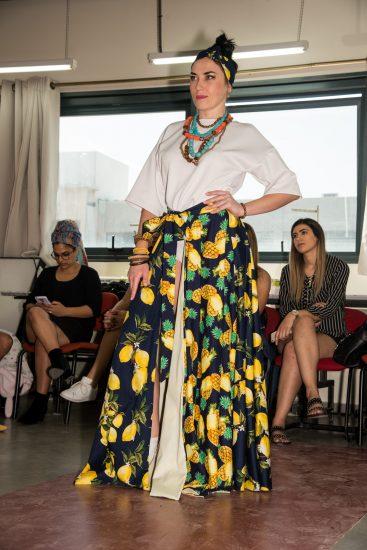 תמונה מתוך מסלול לימודי עיצוב אופנה